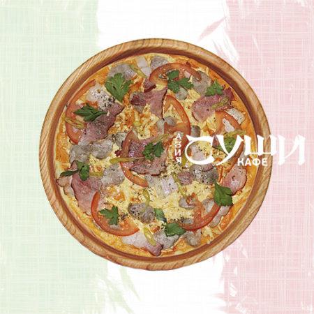 Пицца в меню кафе Азия Суши Харьков